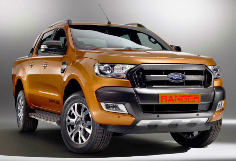 2016 Ford Ranger Wildtrak UK Price